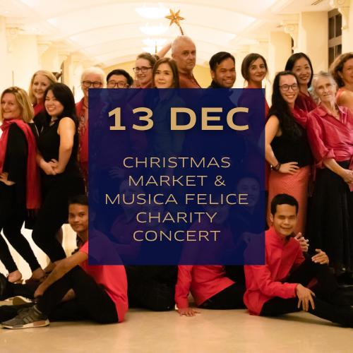 Christmas Market & Musica Felice Charity Concert