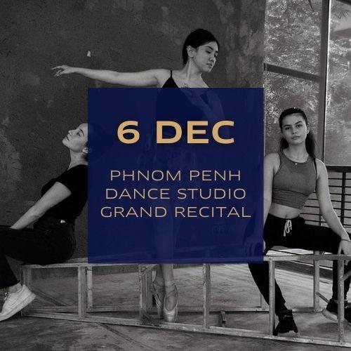 Phnom Penh Dance Studio Grand Recital